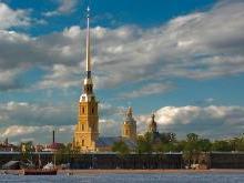 Петропавловский собор после переворота 1917 года