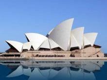 Оперный театр Сидней Австралия