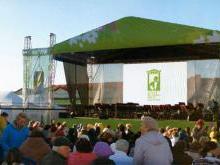 Дачный фестиваль и дом-музей Левитана в Плёсе