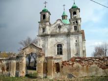 Костел Пресвятой Троицы Беница