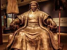 Чингисхан 1162–1227 гг. Властитель монголов