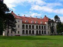 Биржайский замок - дворец Литва