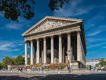Подробная история церкви Ла-Мадлен в Париже
