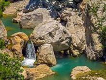 Каньон Гейнюк Кемер Турция: фото, описание (Goynuk Canyon)