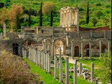 Ефес на карте Турции добраться в Эфес самостоятельно