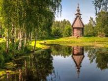 Костромская слобода - музей - заповедник народного быта