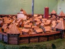 Экспозиции музея Берестье