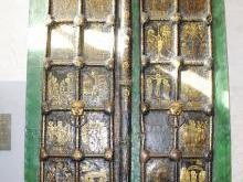 Златые Врата Рождественского собора Суздальского кремля