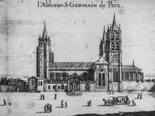 Аббатство Сен-Жермен-де-Пре в Париже полная история