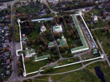 Что посмотреть в Александровой слободе, достопримечательности Александрова кремля
