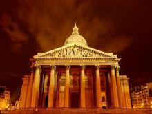 Пантеон в Париже Panthéon