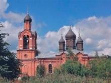 Храм Покрова Боршева
