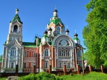 Церковь Михаила Архангела Юрино