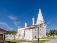 Введенская церковь Старицкий монастырь (Церковь Пресвятой Богородицы)