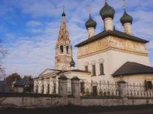Богоявленский (Никольский) храм Нерехта