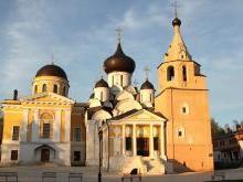 Успенский собор Старицкого монастыря