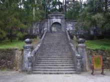 Гробница Минь Манга, Вьетнам, Хюэ