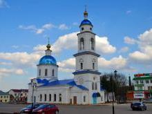 Казанский храм Малоярославец