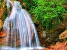 Водопад Джур-Джур Крым