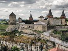 Каменец-Подольская крепость Украина