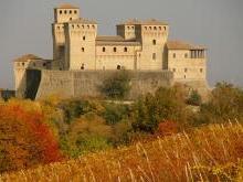 Замок Торрекьяра Италия