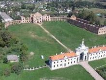 Ружанский замок фото легенды история родового замка Сапег в Ружанах