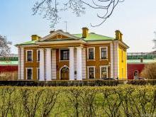 Гауптвахта Петропавловской крепости Санкт-Петербурга