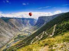 Перевал Кату-Ярык Алтай