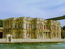 Гости Дворца Бейлербей