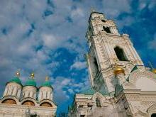 Астраханский Успенский собор каким он был изначально