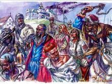 Набеги крымских татар на Русь