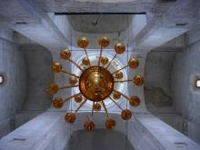 Интерьер храма Покрова на Нерли