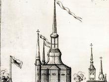 Темпы строительства Петропавловского собора
