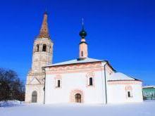Никольская церковь Суздальского кремля