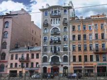Лиговский проспект Санкт-Петербург