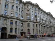 Дом Бенуа Петербург