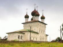 Никольская церковь Ныроб история