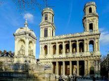 Подробное описание церкви Сен-Сюльпис в Париже