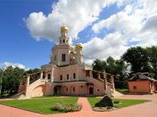 Храм Святых князей Бориса и Глеба в Зюзино Москва