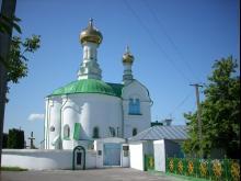 Церковь святого Василия Владимир-Волынский