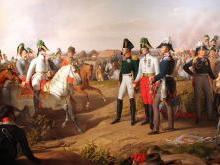 «Битва народов» под Лейпцигом 1813