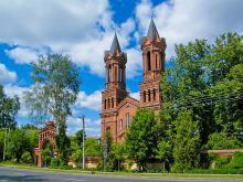 Костёл Святой Варвары в Витебске история советского периода