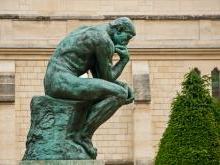 Скульптуры Родена