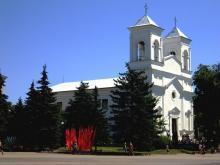 Костел Воздвижения Святого Креста в Бресте Крестовоздвиженский костёл