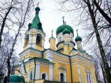 Волковское кладбище и «Литераторские мостки» Санкт-Петербург