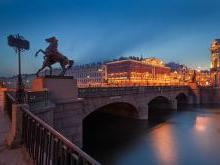 Аничков мост Санкт-Петербург