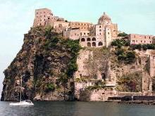 Арагонский замок Искья Италия