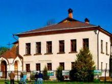 Настоятельский корпус Старицкий монастырь