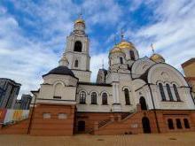 Храм Всецарицы Воронеж