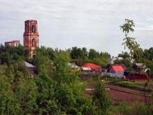 Село Конобеево достопримечательности, что посмотреть